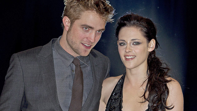 Pattinson und Stewart angeblich wieder ein Paar (Bild: dapd)