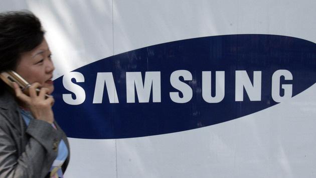 Samsung: Künftig weniger Smartphone-Modelle (Bild: AP)