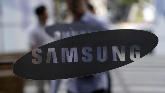 Samsung arbeitet mit Hochdruck an flexiblen Displays (Bild: AP)