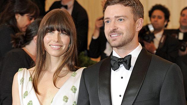 Timberlake und Biel planen 5-Millionen-Dollar-Hochzeit (Bild: dapd)