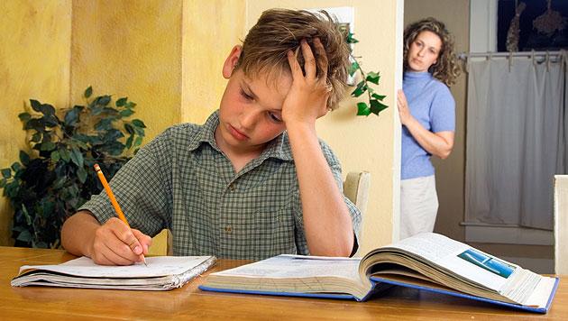Wie Ihr Kind lernt, sich selbst zu organisieren (Bild: thinkstockphotos.de (Symbolbild))