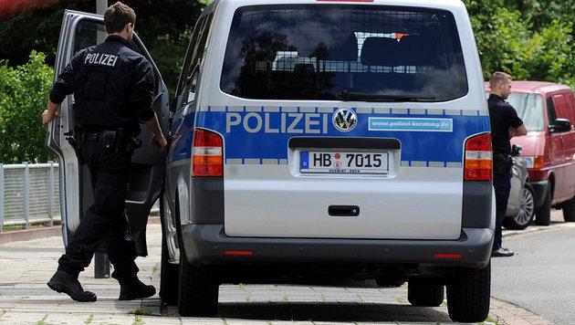 Deutsches Räuber-Duo schlug auch in Tirol und Sbg zu (Bild: dpa/Ingo Wagner (Symbolbild))
