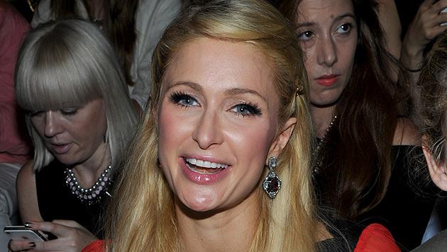 Paris Hiltons sexy Werbecomeback ist zum Anbeißen (Bild: dapd)