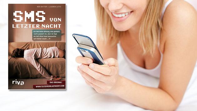 """Die peinlichsten und lustigsten """"SMS von letzter Nacht"""" (Bild: thinkstockphotos.de, Riva)"""