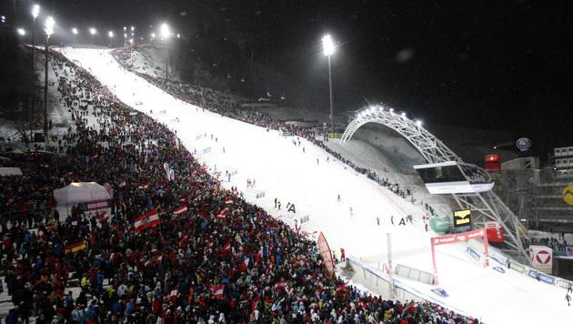 Ski-WM: Kurz vor dem Start 180.000 Tickets verkauft (Bild: APA/GEORG HOCHMUTH)