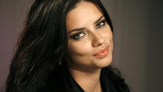 """Zweite Tochter für """"Victoria""""s Secret""""-Model Adriana Lima (Bild: dapd)"""
