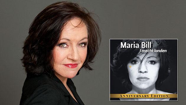 Maria Bill singt ein letztes Mal ihre Lieder (Bild: Gabriela Brandenstein)