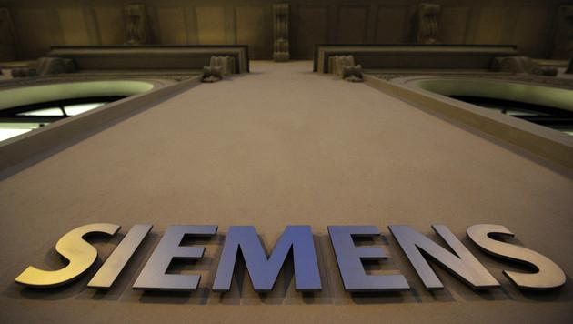 Siemens soll auf Beamten Schläger gehetzt haben (Bild: Steffi Loos/dapd)