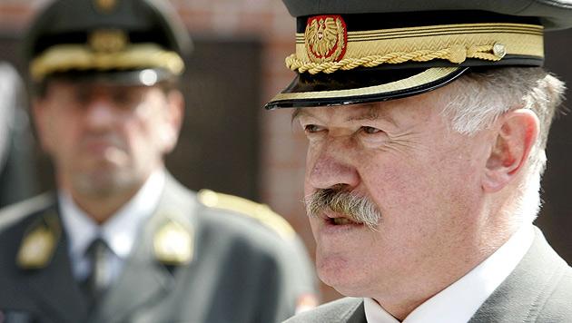 Heeres-Debatte: Jetzt streiten auch die Generäle (Bild: APA/HBF/Peter Lechner)