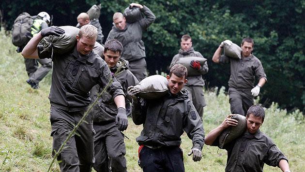 Dossier verrät: Heer gehen ohnehin bald Präsenzdiener aus (Bild: APA/Bundesheer/Peter Lechner)