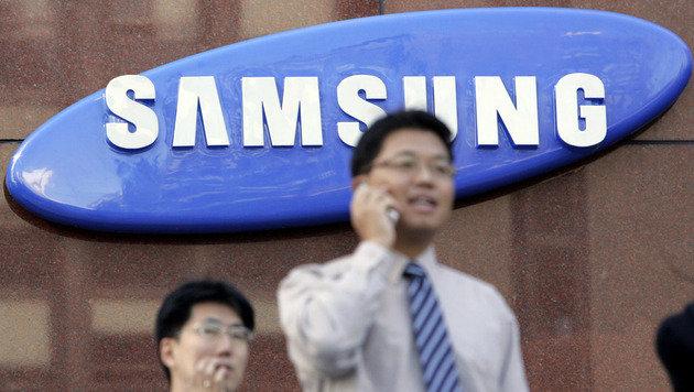 Handymarktführer Samsung mit Rekordgewinn (Bild: AP)