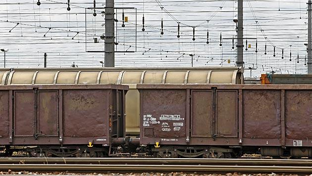 ÖBB-Mann in Kärnten von Eisenbahnwaggon erschlagen (Bild: REINHARD HOLL (Symbolbild))