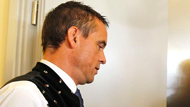 Staatsanwalt fordert in Berufung unbedingte Haft (Bild: APA/GERT EGGENBERGER)