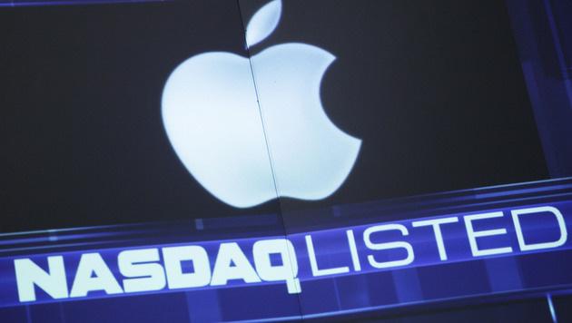 Tech-Konzerne beherrschen die Wall Street (Bild: AP)