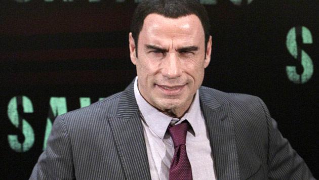 Travolta hat nach Tod des Sohnes ans Aufhören gedacht (Bild: dapd)