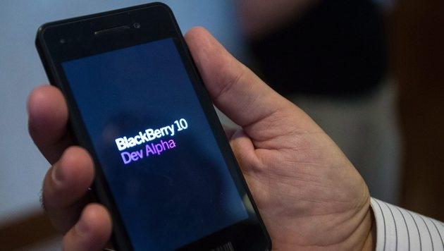 Blackerry-Anbieter RIM schließt Patent-Deal mit Microsoft (Bild: AP)