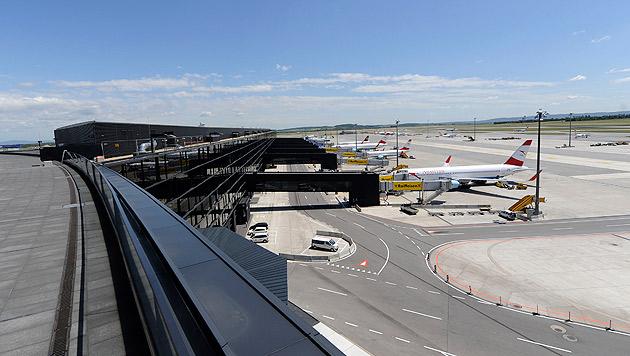 Flughafen Wien modernisiert Terminals (Bild: APA/HELMUT FOHRINGER)