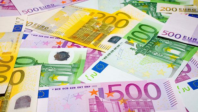Forscher arbeiten an Banknoten mit Ortungschips (Bild: thinkstockphotos.de (Symbolbild))
