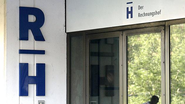 Rechnungshof schießt gegen das Innenministerium (Bild: APA/HARALD SCHNEIDER)