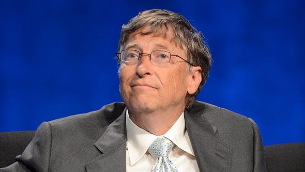 Titel zurückerobert: Bill Gates reichster Mensch der Welt (Bild: EPA)