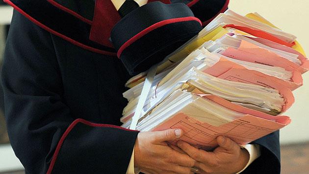 Versuchter Raubüberfall auf Wettcafé: Haftstrafe (Bild: APA/BARBARA GINDL)