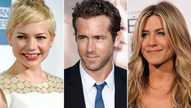Von diesen Jobs träumen die Hollywood-Stars (Bild: dapd)