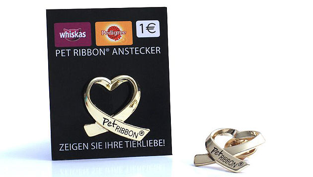 "Bring tiergestützte Therapie ins SOS-Kinderdorf! (Bild: Initiative ""Pet Ribbon"")"