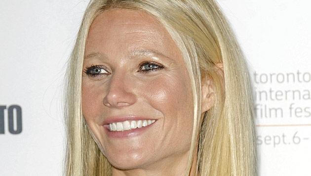 Gwyneth Paltrow: Mit Humor zum Eheglück (Bild: dapd)