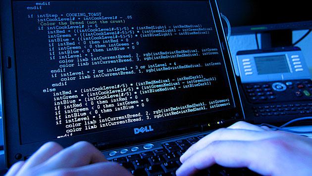 Nun wurde auch Microsoft Opfer von Hackerangriff (Bild: dpa/Oliver Berg)