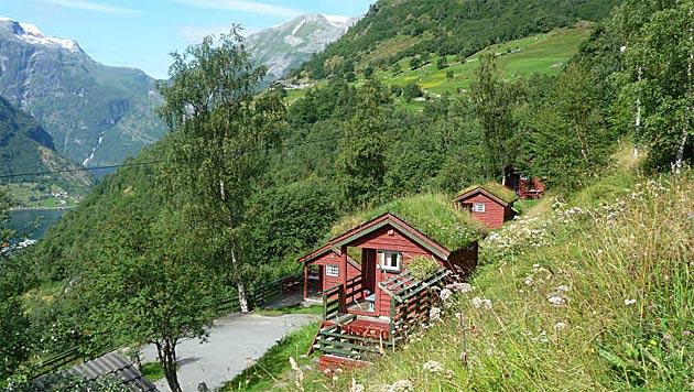 Norwegen: Die Magie von Europas Norden erleben (Bild: Andrea Thomas)