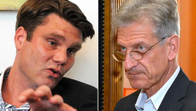 """ÖVP-Rauch: """"Cap überspannt den Bogen zunehmend"""" (Bild: APA/Herbert Pfarrhofer/Roland Schlager)"""
