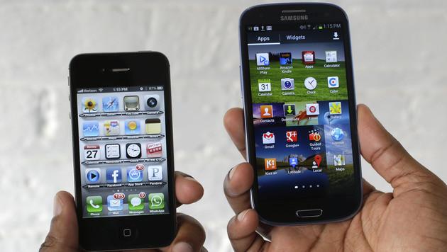 D: Gericht setzt Verfahren gegen Samsung aus (Bild: AP)