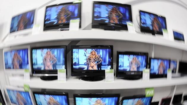Kartellstrafe für TV-Hersteller: Kunden jahrelang betrogen (Bild: Nigel Treblin/dapd)