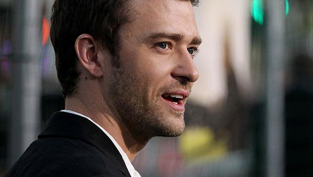 Timberlake nimmt Abschied vom Junggesellen-Leben (Bild: AP)