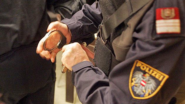 Bankräuber nur sechs Minuten nach Überfall gefasst (Bild: Andi Schiel (Symbolbild))