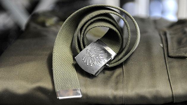 Bgld: Soldat (23) wegen Brandstiftung festgenommen (Bild: APA (Symbolbild))