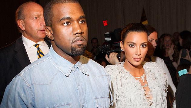 Rapper Kanye West: Zweites Sex-Tape aufgetaucht (Bild: dapd)