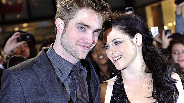 Robert Pattinson will Kristen Stewart angeblich heiraten (Bild: EPA)