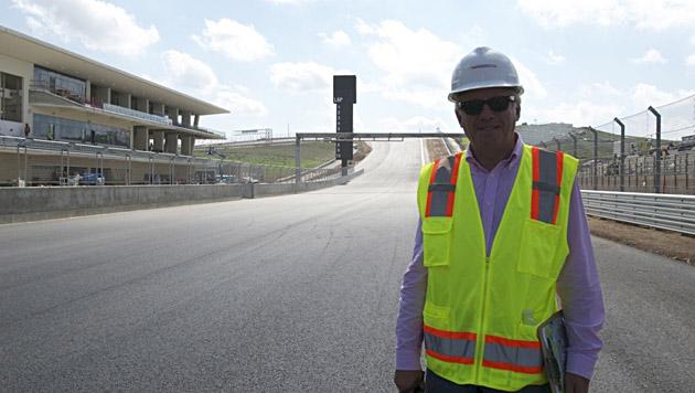 Grünes Licht für die Formel-1-Strecke in Austin (Bild: www.CircuitofTheAmericas.com)
