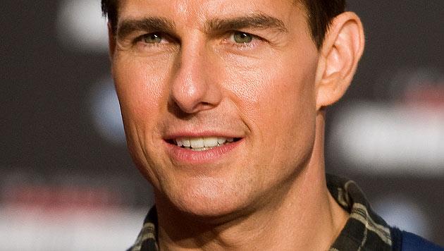 Tom Cruise hat Suri seit zwei Monaten nicht mehr gesehen (Bild: dapd)