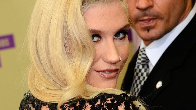 """Sängerin Kesha: """"Hatte Sex mit einem Geist"""" (Bild: AP)"""