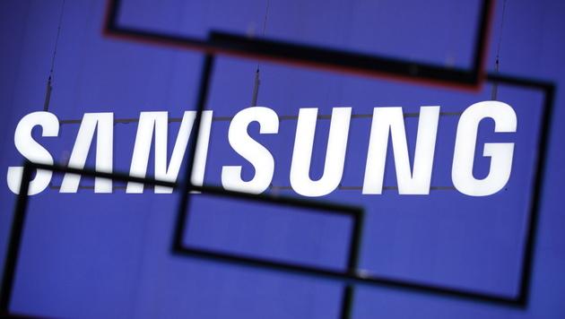 Samsung kündigt Handy mit flexiblem Display an (Bild: Axel Schmidt/dapd)