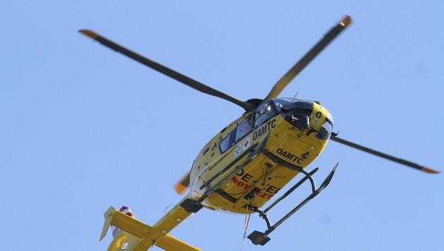 Zwölfjähriger Bub von Heuwender schwer verletzt (Bild: Sepp Pail (Symbolbild))