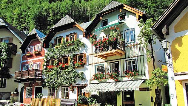 Entschleunigung auf Österreichs Romantikstraße (Bild: Diana Krulei)