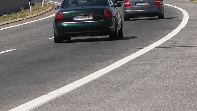 Heckenschütze treibt entlang der A22 sein Unwesen (Bild: Peter Tomschi)