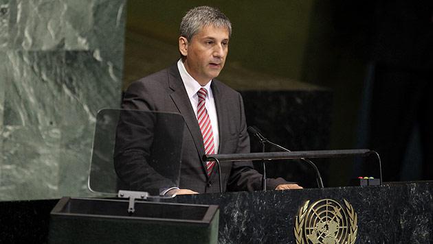 Spindelegger kritisiert UNO-Sicherheitsrat (Bild: dapd)