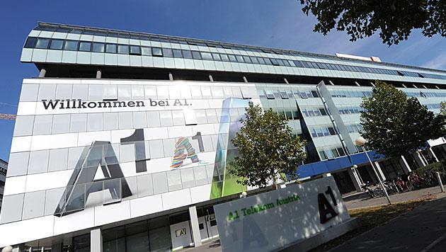 Telekom Austria: Weniger Umsatz, aber mehr Gewinn (Bild: APA/HERBERT PFARRHOFER)