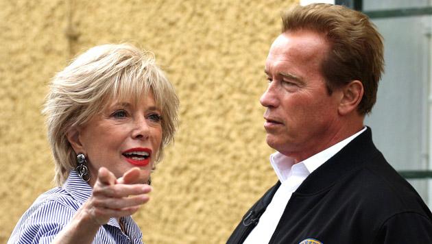 """Arnie: """"Affäre war die dümmste Sache meines Lebens"""" (Bild: EPA)"""