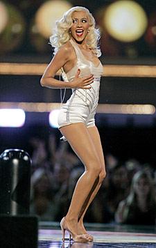 "Aguilera: ""Bin fettes Mädchen, kommt darüber hinweg!"" (Bild: dapd)"