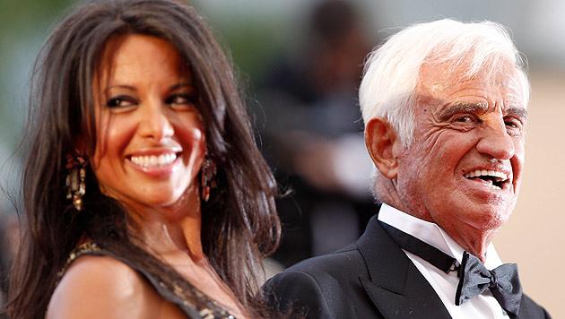 Belmondo (79) trennt sich von Freundin (37) (Bild: E)